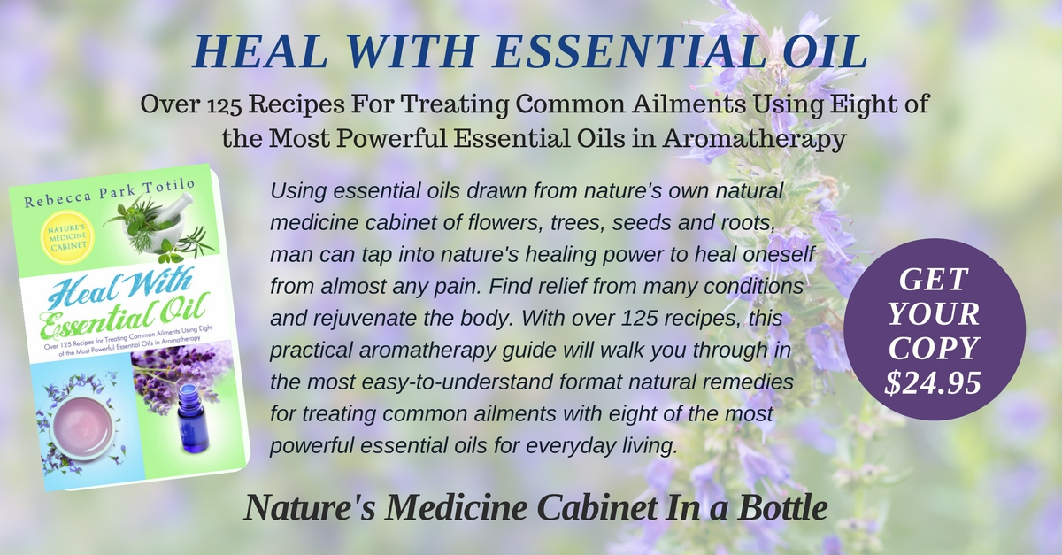Heal-With-Essential-Oil-book | Aroma Hut Institute