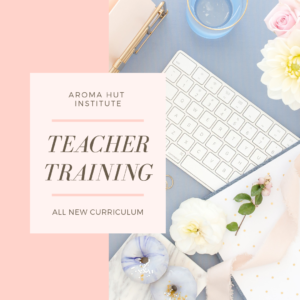 Aromatherapy Teacher Training | Aroma Hut Institute