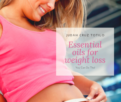 Essential Oils for Weight Loss | Aroma Hut Institute