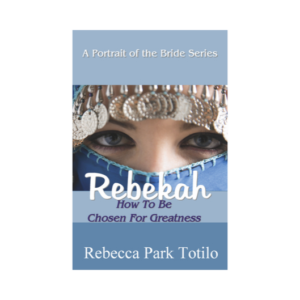 A Portrait of the Bride: Rebekah | Rebecca Park Totilo