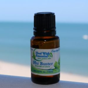 Flu Buster Essential Oil Blend