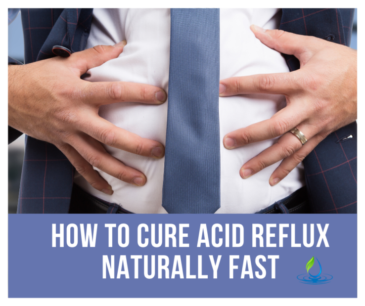 How to Cure Acid Reflux Naturally Fast _ Aroma Hut Institute